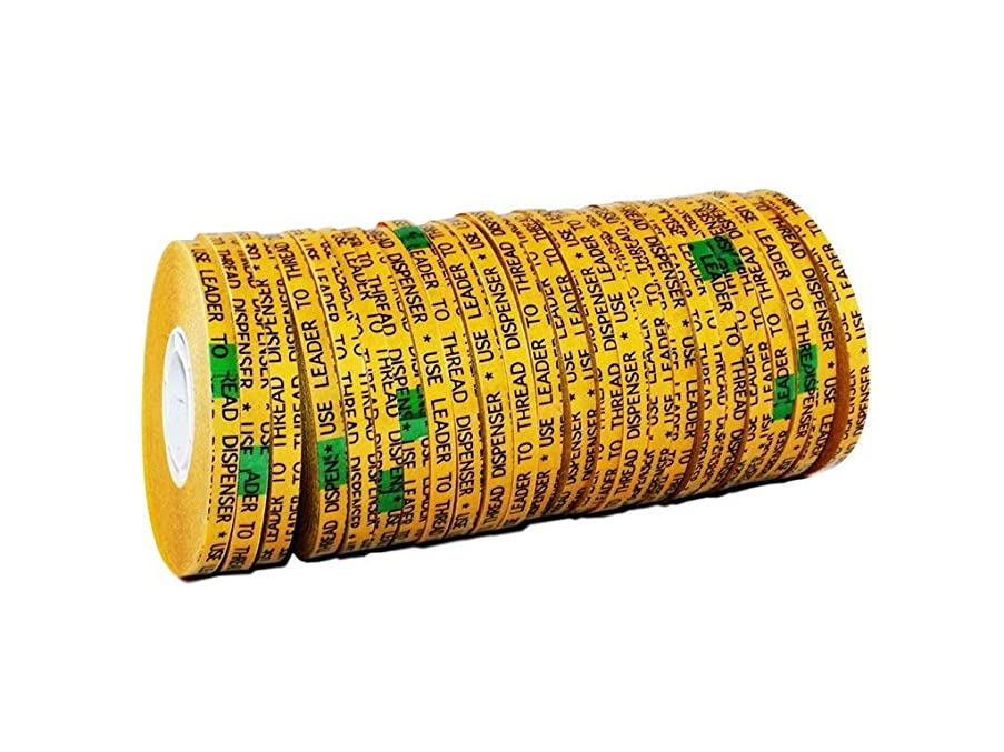 GGR Supplies T.R.U. ATG-7502 ATG Tape (Acid Free Adhesive Transfer Tape): 1/4 in. wide x 36 yds. (Pack of 24)