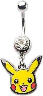 Best pokemon piercing jewelry Reviews