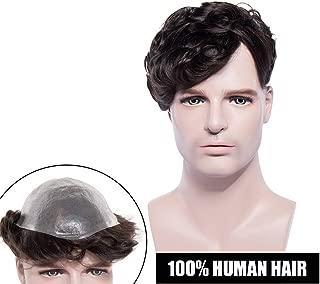Amazon.es: pelucas hombre pelo natural: Salud y cuidado personal