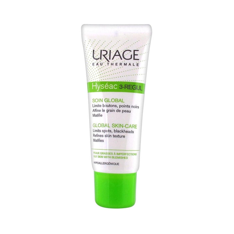 裸サーキットに行くロードハウスUriage Hyseac 3-regul Global Skin-care 40ml [並行輸入品]