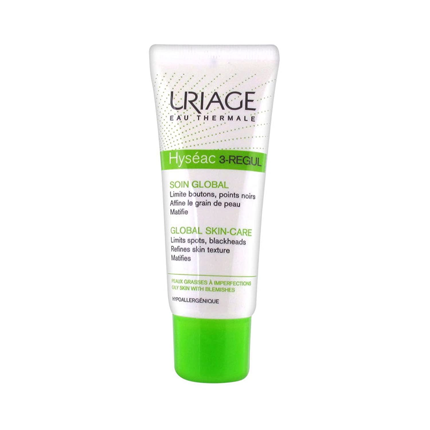 発生剥離インドUriage Hyseac 3-regul Global Skin-care 40ml [並行輸入品]