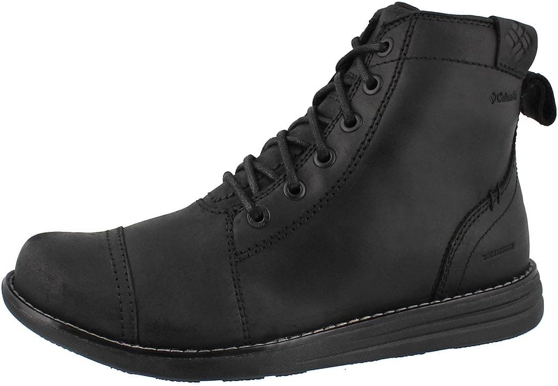 Columbia Men's Irvington 6  LTR XTM Wp Chukka Boots