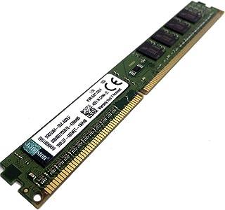 Kingston 4GB DDR3 PC3-12800 1600MHz Non-ECC CL11 Desktop Memory - KVR16N11S8-4