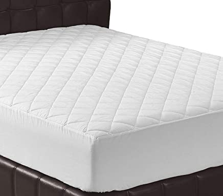 Utopia Bedding Quilted Fitted Mattress Pad (Queen) -...