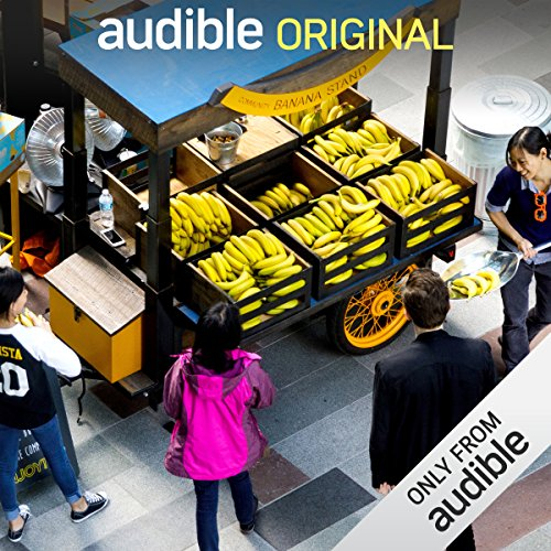 Amazon's Free HQ Tour audiobook cover art