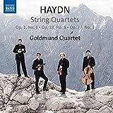 Haydn: Streichquartette Op. 1, Nr. 1, Op. 33 Nr. 5 & Op. 77, Nr. 1 - Goldmund Quartett