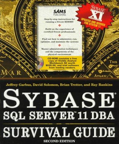 Sybase SQL Server 11 Dba Survival Guide