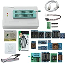 Semoic Newest V8.33 Tl866Ii Plus Universal Minipro Programmer Tl866 Nand Flash Avr Pic Bios USB Programmer+17 Pcs Adapter