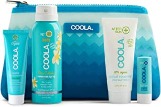 COOLA 4 Piece Signature Kit