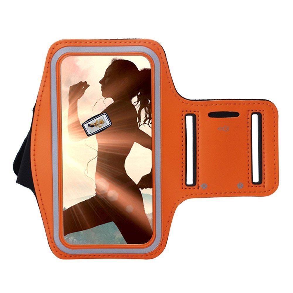 Bareas YD01 手机臂包 运动臂带 手机跑步包 户外运动包 内置钥匙扣 轻便防汗,手机户外配件,4.7-5.5英寸手机通用。