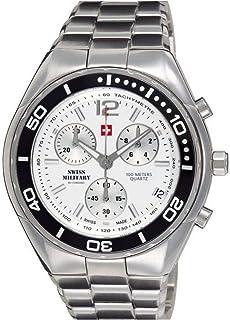 Swiss Military - reloj hombre, cronógrafo, 20030ST-2M