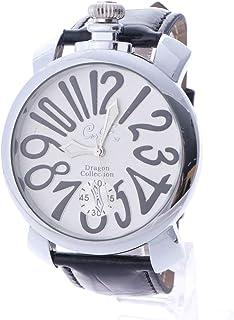トップリューズ式ビッグフェイス腕時計 プレーンタイプ47mm GaGa MILANO ガガミラノ好きに