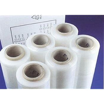 Film Estensibile Trasparente Manuale per Imballaggio H50 Sp 23 My rotolo pellicola plastica