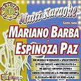 Exitos-Multi Karaoke by Barba, Mariano Y Espinoza Paz (2009-05-05)