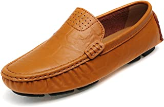 e4ddf6271f69d Orange Men's Loafers & Slip-Ons   Amazon.com