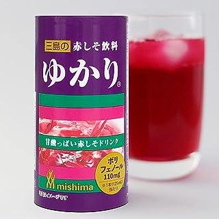 三島食品 赤しそ飲料 ゆかり® 125ml×30本