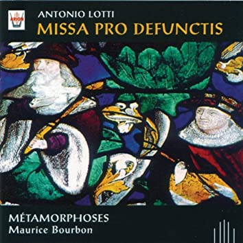 Lotti : Missa pro defunctis