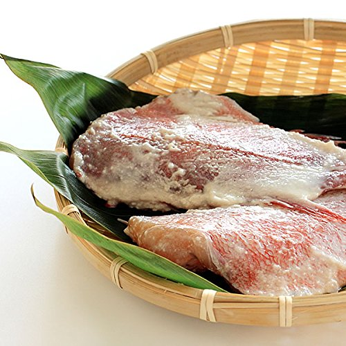 魚貞 赤魚の粕漬け (4-6枚入)