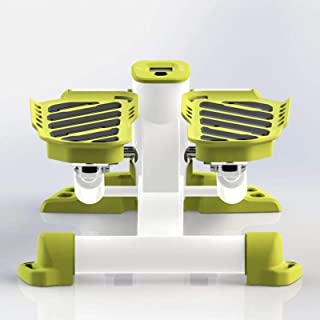 Mini Stepper, Non-Slip Multifunction with LED Display Hydraulic Indoor Stepper/Stepper Fitness for Training Legs Abdomen C...