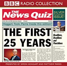 The News Quiz - The First 25 Years
