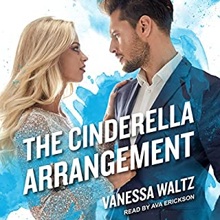 Couverture de The Cinderella Arrangement