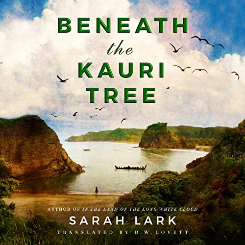 Beneath the Kauri Tree audiobook cover art