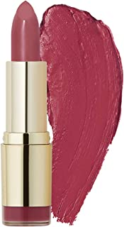 Milani Color Statement Lipstick - Plumrose, Cruelty-Free Nourishing Lip Stick in Vibrant Shades, Pink Lipstick, 0.14 Ounce
