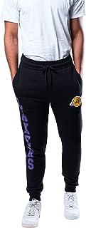 Ultra Game NBA Mens Team Jogger Pants