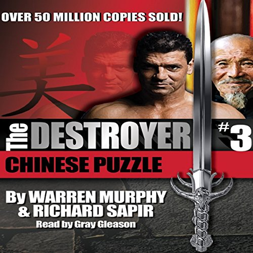 The Destroyer/Chinese Puzzle cover art