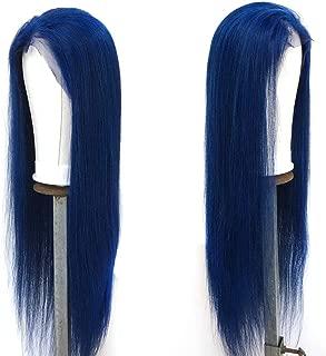 Best human hair wigs blue Reviews