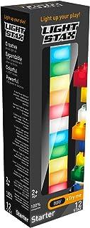 Lustrumlight Lightstax Starter Set 12 Bricks incl. USB Smart Base