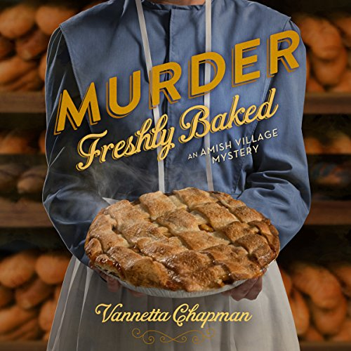 Murder Freshly Baked audiobook cover art