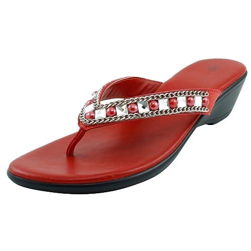 99690d61ecb10 Red Crystal Heels: Amazon.com