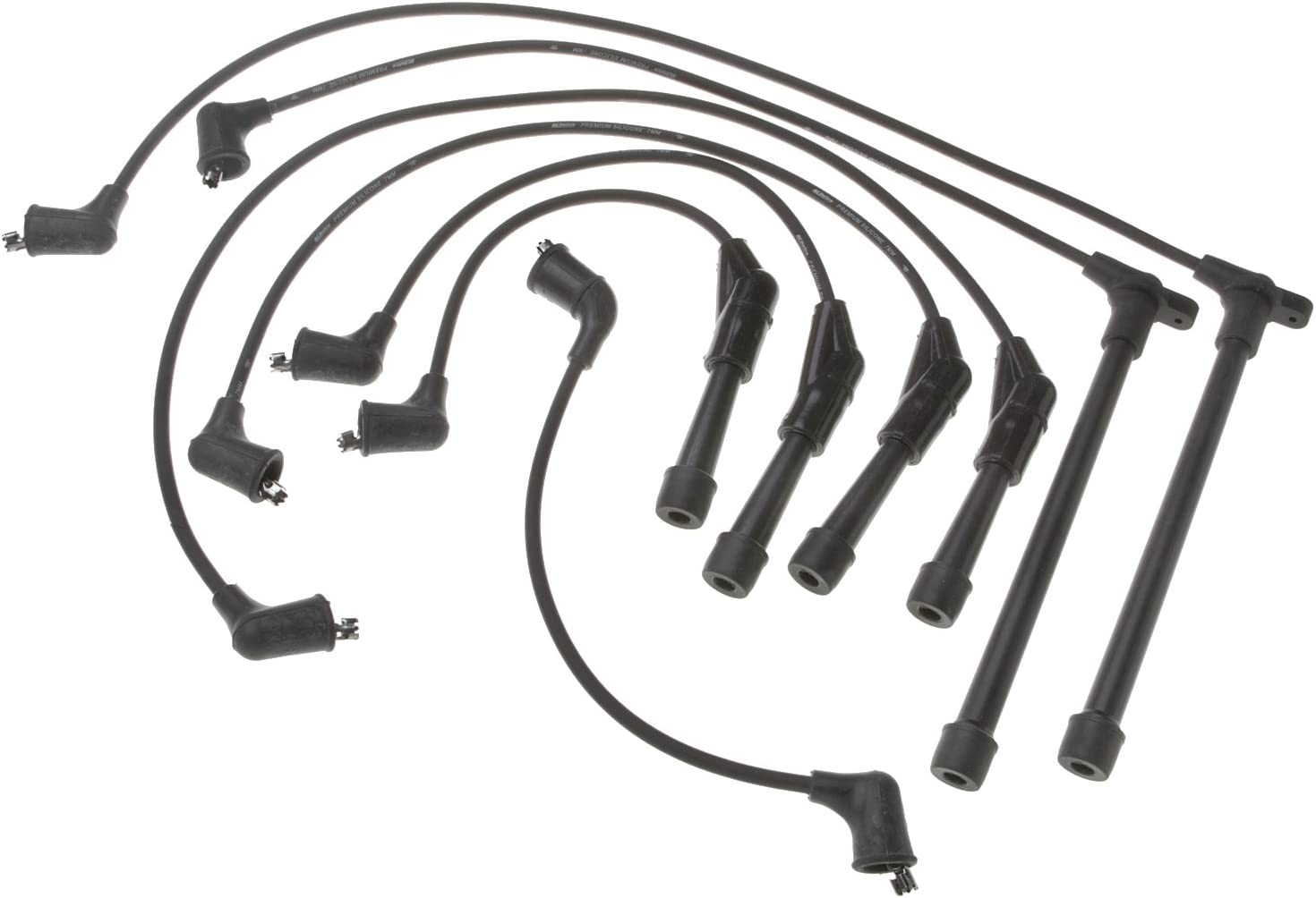 ACDelco Professional Limited time for free shipping 9466E Spark Wire Plug Popular Set