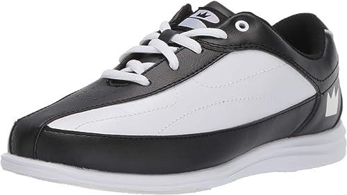 9 M US, Black//Gold BSI Mens 571 Bowling Shoes