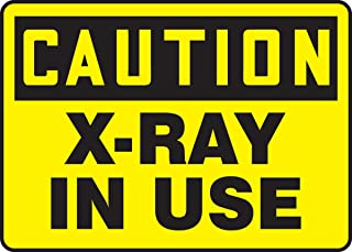 Best caution x ray in use sign Reviews