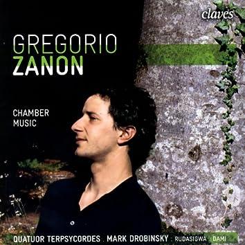Zanon: Romanèche Rhapsody - String Quartet No. 1 & No.2 - Concerto Grosso -