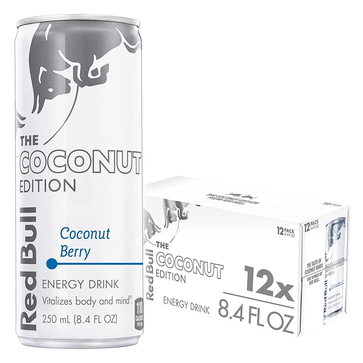 Red It is very popular Bull Drink Coconut Berry 8.4 12 Fl Choice Pack Ounce