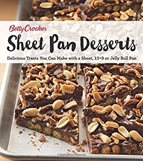 sheet pan desserts