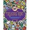 Treasure Hunt: An Extraordinary Seek-and-find Coloring Book for Artists (Color Quest)