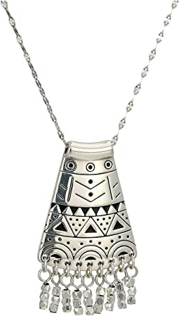 Africa Stories Etched Sway Necklace