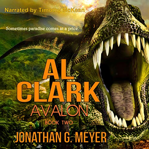 Al Clark, Book 2: Avalon audiobook cover art