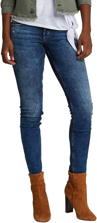 Silver Jeans Co. Suki Mid Rise Skinny Leg Jeans