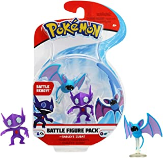 Giochi Preziosi Precious Pokemon Games with 2 Static Characters, Sableye and Zubat