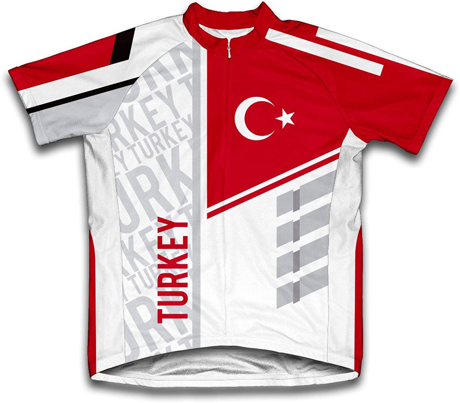 Turkey ScudoPro Short Sleeve Cycling Jersey for Men