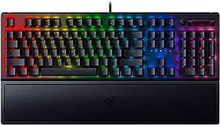 Razer BlackWidow V3 (Gele Switches) - Mechanisch gamingtoetsenbord met Chroma RGB (Multifunctioneel digitaal scrollwiel en...