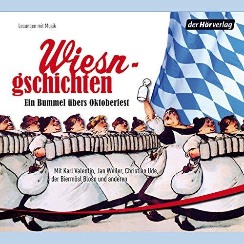Wiesngschichten audiobook cover art