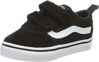 Vans Ward V-Velcro Suede, Sneaker Mixte