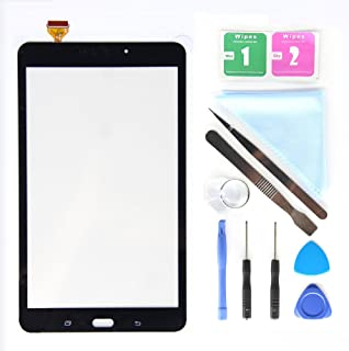 Touch Screen Digitizer Glass For Samsung Galaxy Tab A 8.0(2017) Galaxy Tab A2S T380(Wi-Fi) with Adhesive and Tools
