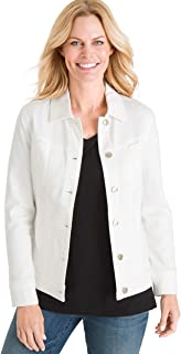 Women's Classic Stretch Denim Jacket
